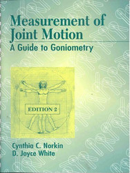 Measurement of Joint Motion - Cynthia Norkin