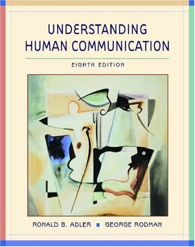 Understanding Human Communication