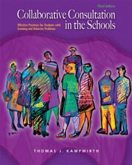 Collaborative Consultation In The Schools