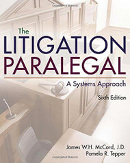 Litigation Paralegal