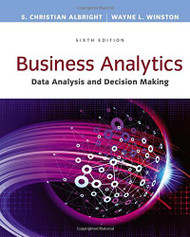 Business Analytics Data Analysis And Decision Making