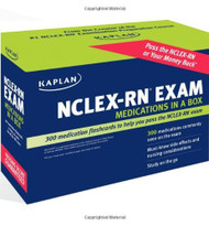 Nclex-Rn Medication Flashcards