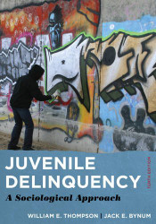 Juvenile Delinquency A Sociological Approach
