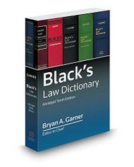 Black's Law Dictionary Abridged