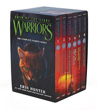 Warriors Omen of the Stars Box Set Volumes 1-6