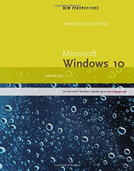 New Perspectives Microsoft Windows -  Lisa Ruffolo
