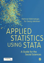 Applied Statistics Using Stata