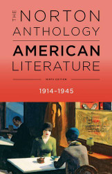 Norton Anthology Of American Literature 1914-1945 (Volume D)