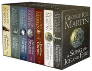 Song of Ice and Fire (7 Volumes) by George Martin
