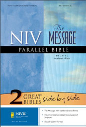 NIV/The Message Parallel Bible - Zondervan