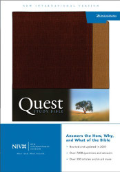 Quest Study Bible Personal Size