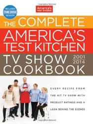 Complete America's Test Kitchen TV Show Cookbook