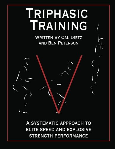 Triphasic Training A systematic approach to elite speed and explosive strength