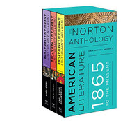 Norton Anthology Of American Literature 1865 To the Present