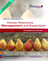 Managefirst Human Resources Management And Supervision With Pencil/Paper Exam