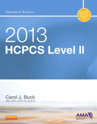 Hcpcs Level II (Level 2) Standard Edition