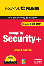 Comptia Security+ Sy0-401 Exam Cram