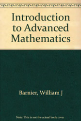 Introduction to Advanced Mathematics