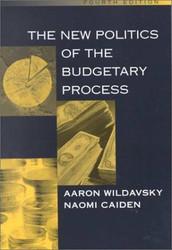 New Politics Of The Budgetary Process