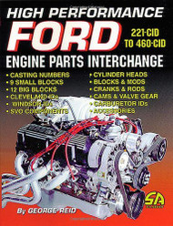 High Performance Ford Engine Parts Interchange (SA Design)