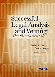 Successful Legal Analysis And Writing