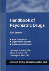 Handbook Of Psychiatric Drugs