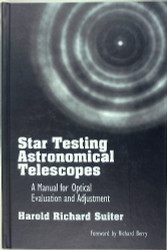 Star Testing Astronomical Telescopes