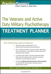 Veterans And Active Duty Military Psychotherapy Treatment Planner With