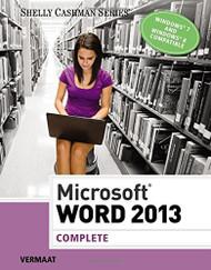 Microsoft Word 2013: Complete