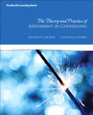 Theory And Practice Of Assessment In Counseling