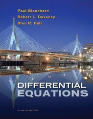 Differential Equations Chapters 1-6 with Student Solutions Manual + De Tools