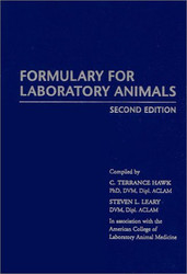 Formulary for Laboratory Animals