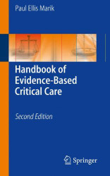 Handbook Of Evidence-Based Critical Care