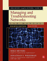 CompTIA Network+ Guide to Managing and Troubleshooting Networks Lab Manual