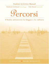 Student Activities Manual For Percorsi