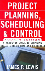 Project Planning Scheduling And Control