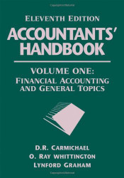 Accountants' Handbook Financial Accounting And General Topics