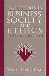 Case Studies In Business Society And Ethics