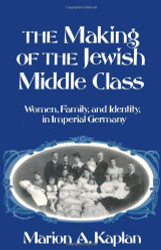 Making Of The Jewish Middle Class
