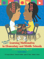 Learning Mathematics In Elementary And Middle Schools