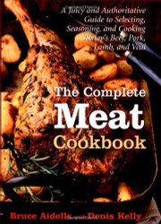 Complete Meat Cookbook