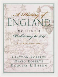 History Of England Volume 1
