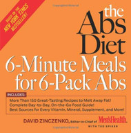 Abs Diet 6-Minute Meals For 6-Pack Abs