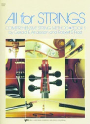 78Vn All For Strings Book 1