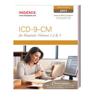 Icd-9-Cm Standard For Hospitals 2011 Volumes 1 2 And 3