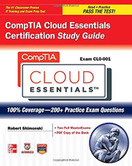 Comptia Cloud Essentials Certification Study Guide
