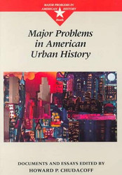 Major Problems In American Urban History