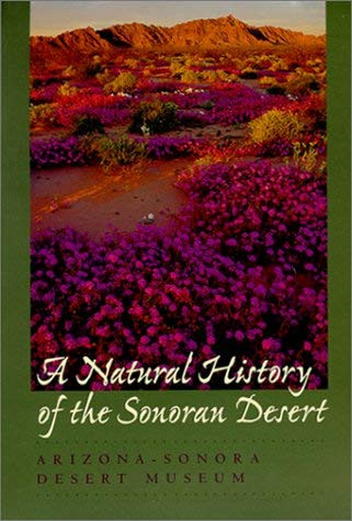 Natural History Of The Sonoran Desert