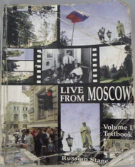 Russian Stage One Live From Moscow Volume 1