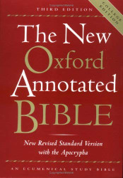New Oxford Annotated Bible NRSV